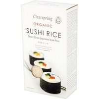 Clearspring Sushi Rice - 500g