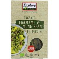 Explore Cuisine Edamame & Mung Bean Fettuccine 200g