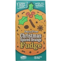 Fabulous Free From Factory Christmas Spiced Orange Fudge 125g