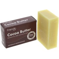 Friendly Soap Cleansing Bar - Cocoa Butter 95g
