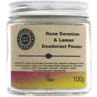 Heavenly Rose Deodorant Powder 100g