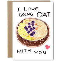 Rose & Daff - I Love Going Oat With You
