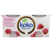 Koko Raspberry Yoghurt 2 x 125g