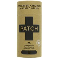 Patch Bamboo Plasters - Charcoal 25