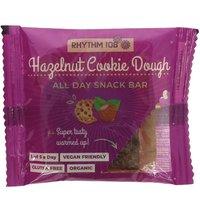Rhythm 108 Hazelnut Cookie Dough All Day Snack Bar - 40g