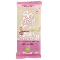 So Free Organic White Chocolate Bar 70g
