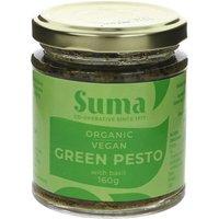 Suma Organic Vegan Green Pesto 160g