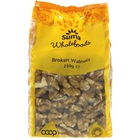 Walnuts Light Quarters 250g