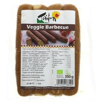 Taifun Veggie Barbecue Sausages 250g