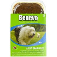 Benevo Adult Grain-Free Vegetable Dog Food - 395g