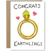 Rose & Daff - Congrats Earthlings