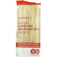 Clearspring 100% Brown Rice Noodles - 200g