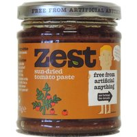 Zest Sundried Tomato Paste - 170g