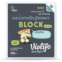 Violife Coconut Cheese Mozza Block