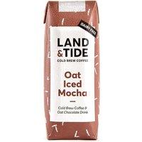 Land and Tide Oat Iced Mocha 250ml
