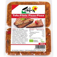 Taifun Tofu Filets Pizza Style - 160g USE BY 1/11/20