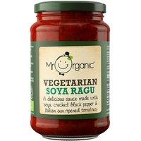 Mr Organic Vegetarian Soya Ragu - 350g