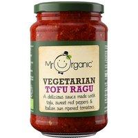 Mr Organic Vegetarian Tofu Ragu - 350g