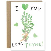 Rose & Daff - Love You Love Thyme