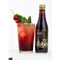 Calyx Zobo Grape and Hibiscus 250ml