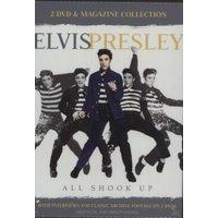 Elvis All Shook Up (2DVD + Magazine)