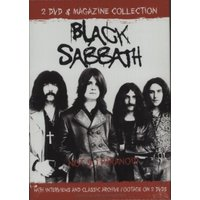 Black Sabbath Not So Paranoid (2DVD + Magazine)