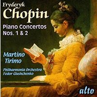 Chopin - Piano Concertos Nos. 1 and 2 (CD)