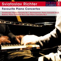 Richter: Favourite Piano Concertos [Double CD] (CD)