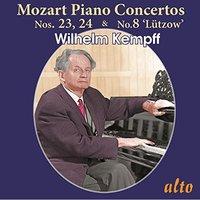 Wilhelm Kempff?á : Mozart Piano Concertos 8, 23, 24 (CD)