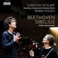 Beethoven - Violin Concerto - Tetzlaff - Dso Berlin - Ticciati (CD)