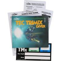 PADI Tec Rec TriMix Crewpack