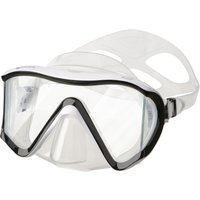 Mares I3 Mask - White / Clear