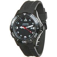 Cressi Manta 100m Watch - Black