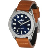 Szanto Vintage Dive Watch - Tan Leather - Vintage Gifts