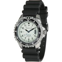 Momentum M-Ocean Divers Watch - Black / Rubber Strap
