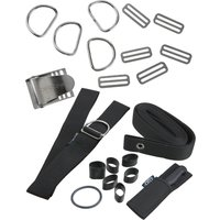 DIR Zone Complete Harness System with Knife