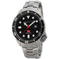 Momentum Torpedo Pro Sapphire Steel Watch