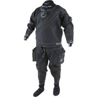 Aqua Lung Alaskan Drysuit - Medium Large / black - Simply Scuba Gifts