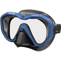 Seac Sub Italica Mask - Blue / Clear