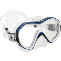 Aqua Lung Reveal X1 Mask - Clear/Yellow