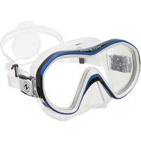 Aqua Lung Reveal X1 Mask - Clear/Orange