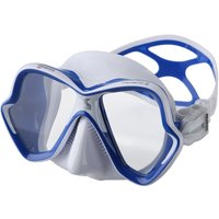Mares X-Vision Ultra Liquid Skin Mask - White/Blue