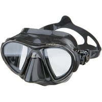 Cressi Nano Mask - Black/Brown