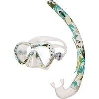 Mares Vento Energy Jr Snorkelling Set - Colourful Fish