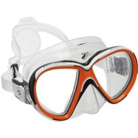 Aqua Lung Reveal X2 Mask - Clear/Yellow