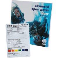 PADI Advanced Open Water Manual