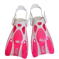 Snorkel Fins - Medium Pink