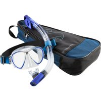 Scubapro Synergy Twin Combo Set - Turquoise / Silver - Turquoise Gifts