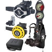 Simply Scuba Scubapro Hydros Titanium Travel Package
