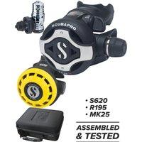 Scubapro Scubapro S620Ti Stage 3 Package